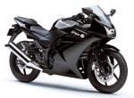 Информация по эксплуатации, максимальная скорость, расход топлива, фото и видео мотоциклов Ninja 250R