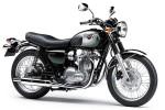 Информация по эксплуатации, максимальная скорость, расход топлива, фото и видео мотоциклов W800