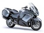 Информация по эксплуатации, максимальная скорость, расход топлива, фото и видео мотоциклов 1400GTR