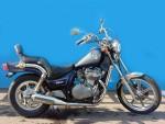 Информация по эксплуатации, максимальная скорость, расход топлива, фото и видео мотоциклов VULCAN 400 1990