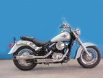 Информация по эксплуатации, максимальная скорость, расход топлива, фото и видео мотоциклов VULCAN Classic 1996