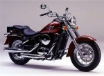 Информация по эксплуатации, максимальная скорость, расход топлива, фото и видео мотоциклов VN 400 Vulcan Classic 2002