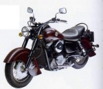 Информация по эксплуатации, максимальная скорость, расход топлива, фото и видео мотоциклов Vulcan 1500 Drifter 1999