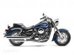 Информация по эксплуатации, максимальная скорость, расход топлива, фото и видео мотоциклов Vulcan 1600 Classic 2008