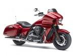 Информация по эксплуатации, максимальная скорость, расход топлива, фото и видео мотоциклов Vulcan 1700 Vaquero 2011