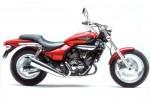 Информация по эксплуатации, максимальная скорость, расход топлива, фото и видео мотоциклов EL 125 Eliminator V 1998