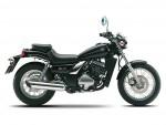 Информация по эксплуатации, максимальная скорость, расход топлива, фото и видео мотоциклов EL 252 Eliminator 2001