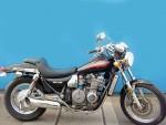 Информация по эксплуатации, максимальная скорость, расход топлива, фото и видео мотоциклов Eliminator 400-2 1995