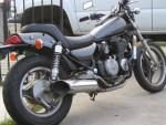 Информация по эксплуатации, максимальная скорость, расход топлива, фото и видео мотоциклов ZL 600 Eliminator