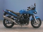 Информация по эксплуатации, максимальная скорость, расход топлива, фото и видео мотоциклов ZR-7s(ZR-750F)