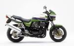 Информация по эксплуатации, максимальная скорость, расход топлива, фото и видео мотоциклов ZRX1100 2000