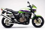 Информация по эксплуатации, максимальная скорость, расход топлива, фото и видео мотоциклов ZRX1100R 2001