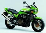 Информация по эксплуатации, максимальная скорость, расход топлива, фото и видео мотоциклов ZRX 1200R