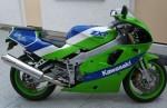 Информация по эксплуатации, максимальная скорость, расход топлива, фото и видео мотоциклов ZXR400R 1989