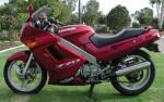 Информация по эксплуатации, максимальная скорость, расход топлива, фото и видео мотоциклов ZZR 250 1990