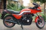 Информация по эксплуатации, максимальная скорость, расход топлива, фото и видео мотоциклов GPZ 1100 1983