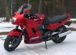 Информация по эксплуатации, максимальная скорость, расход топлива, фото и видео мотоциклов GPZ 1100 1997