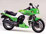 Информация по эксплуатации, максимальная скорость, расход топлива, фото и видео мотоциклов GPZ 900 R 1992