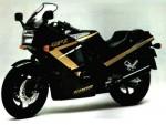 Мотоцикл GPZ 600 R 1990: Эксплуатация, руководство, цены, стоимость и расход топлива
