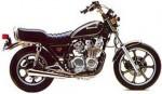 Информация по эксплуатации, максимальная скорость, расход топлива, фото и видео мотоциклов GPZ 550 1990