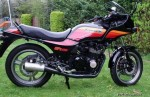 GPZ 550 (reduced effect) 1990