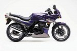 Мотоцикл GPZ 500 S  1992: Эксплуатация, руководство, цены, стоимость и расход топлива