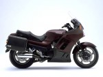 Информация по эксплуатации, максимальная скорость, расход топлива, фото и видео мотоциклов GTR 1000