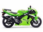Мотоцикл ZX-7R 2003: Эксплуатация, руководство, цены, стоимость и расход топлива