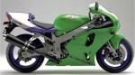 Информация по эксплуатации, максимальная скорость, расход топлива, фото и видео мотоциклов ZX-7RR 1996