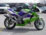 Информация по эксплуатации, максимальная скорость, расход топлива, фото и видео мотоциклов ZX-9R Ninja 1994