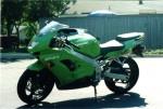Информация по эксплуатации, максимальная скорость, расход топлива, фото и видео мотоциклов ZX-9R Ninja 1998