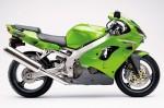 Информация по эксплуатации, максимальная скорость, расход топлива, фото и видео мотоциклов ZX-9R Ninja 2000