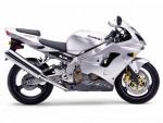 Информация по эксплуатации, максимальная скорость, расход топлива, фото и видео мотоциклов ZX-9R 2003