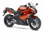 Информация по эксплуатации, максимальная скорость, расход топлива, фото и видео мотоциклов Ninja 650R 2007
