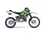 Мотоцикл KDX 220 R 2005: Эксплуатация, руководство, цены, стоимость и расход топлива