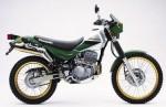 Мотоцикл KL250-G4(G5) Super Sherpa 2001: Эксплуатация, руководство, цены, стоимость и расход топлива