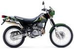 Мотоцикл KL250-G6(G7) Super Sherpa 2003: Эксплуатация, руководство, цены, стоимость и расход топлива