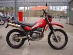 Информация по эксплуатации, максимальная скорость, расход топлива, фото и видео мотоциклов KL250 Super Sherpa 1999