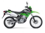 Информация по эксплуатации, максимальная скорость, расход топлива, фото и видео мотоциклов KLX250S 2011