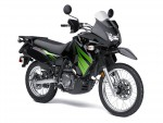 Информация по эксплуатации, максимальная скорость, расход топлива, фото и видео мотоциклов KLR650 2010