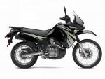 Информация по эксплуатации, максимальная скорость, расход топлива, фото и видео мотоциклов KLR 650 2009