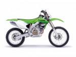 Информация по эксплуатации, максимальная скорость, расход топлива, фото и видео мотоциклов KLX 450