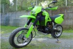Информация по эксплуатации, максимальная скорость, расход топлива, фото и видео мотоциклов KLX650R 2007