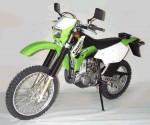 Информация по эксплуатации, максимальная скорость, расход топлива, фото и видео мотоциклов KLX400R/SR 2004