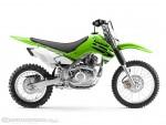 Информация по эксплуатации, максимальная скорость, расход топлива, фото и видео мотоциклов KLX140 2008