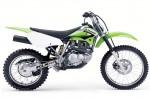 Информация по эксплуатации, максимальная скорость, расход топлива, фото и видео мотоциклов KLX 125 L 2003