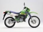 Информация по эксплуатации, максимальная скорость, расход топлива, фото и видео мотоциклов KMX125R