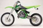 Информация по эксплуатации, максимальная скорость, расход топлива, фото и видео мотоциклов KX100