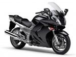 Информация по эксплуатации, максимальная скорость, расход топлива, фото и видео мотоциклов FJR1300A