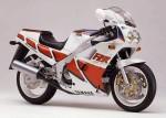 Информация по эксплуатации, максимальная скорость, расход топлива, фото и видео мотоциклов FZR1000 Genesis (1987)